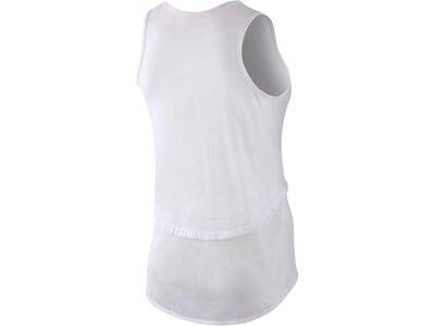 NIKE Damen Fitnessshirt NSW Tank Weiß