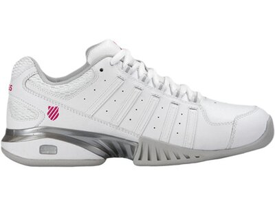 K-SWISSTENNIS Damen Tennisschuhe Receiver III Carpet /Indoor Weiß