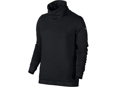 NIKE Damen Trainingsshirt Dry Training Top Schwarz