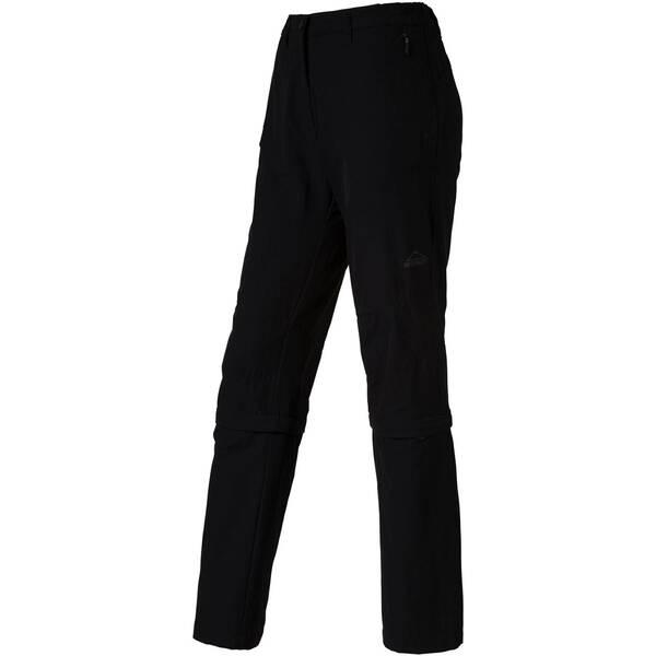 McKINLEY Damen Zipp-Off Hose Mendoran II LG