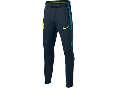 NIKE Kinder Fußballhose /Trainingshose Dry SQD Pant KP Blau