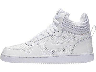 NIKE Damen Sneakers Recreation Mid Weiß