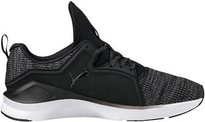 PUMA Damen Fitnessschuhe Fierce Lace Knit by Rihanna Fierce Low
