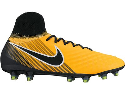 NIKE Herren Fußballschuhe Rasen Magista Orden II (FG) Gelb