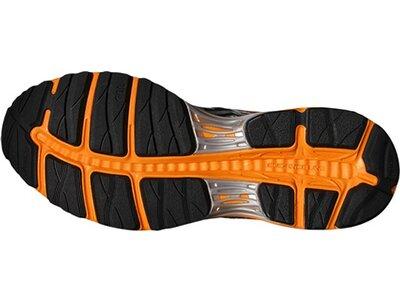 ASICS Herren Laufschuhe Gel Cumulus 18 GTX orange/schwarz Grau