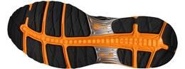 Vorschau: ASICS Herren Laufschuhe Gel Cumulus 18 GTX orange/schwarz