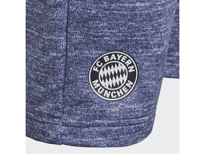 ADIDAS Kinder FC Bayern Sweat Shorts Weiß