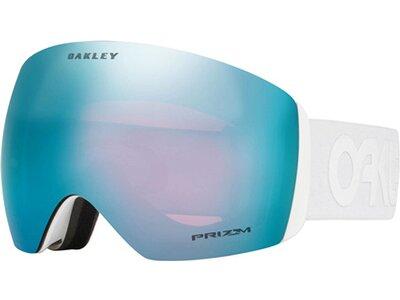 """OAKLEY Ski- und Snowboardbrille """"Flight Deck"""" Weiß"""