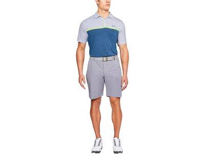 """UNDERARMOUR Herren Golf-Poloshirt """"Playoff"""" Kurzarm Weiß"""
