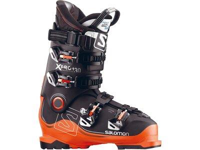 SALOMON Herren Skischuhe X Pro 130 black Schwarz