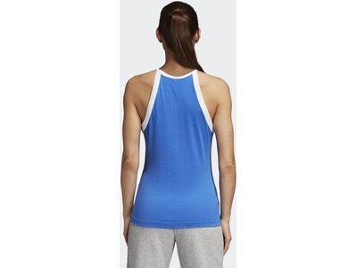ADIDAS Damen Tanktop Sport ID Blau