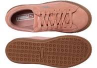 """Vorschau: PUMA Damen Sneaker """"Suede Platform Animal"""""""