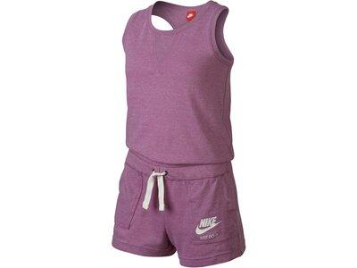 NIKE Mädchen Overall G NSW VNTG ROMPER Pink