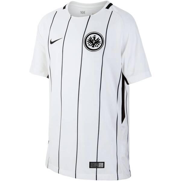 NIKE Kinder Fußballtrikot Eintracht Frankfurt Stadium Home Saison 2017/18