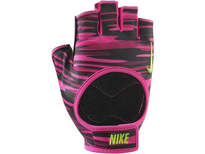 NIKE Damen Fitnesshandschuhe Fit Training Gloves Pink