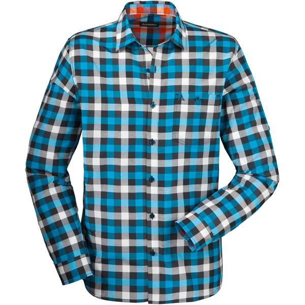 SCHÖFFEL Herren Hemd Shirt Madeira