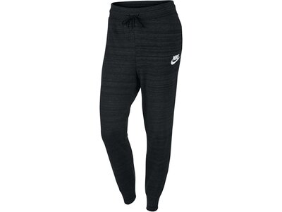 NIKE Damen Trainingshose / Jogginghose Advance 15 Schwarz