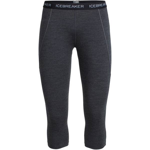 ICEBREAKER Merino Damen Funktionsunterhose BodyfitZONE Winter Zone Legless | Sportbekleidung > Funktionswäsche > Thermoleggings | Icebreaker