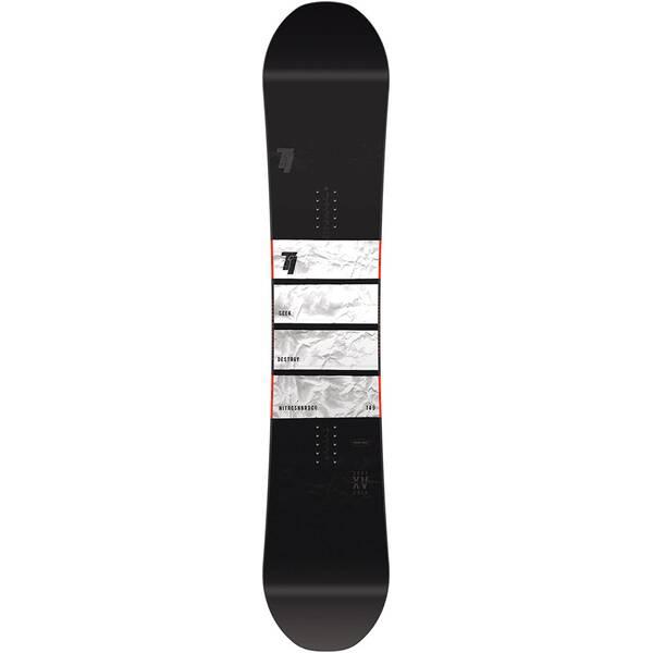 NITRO Herren Snowboard T1 wide