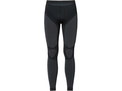 ODLO Herren Funktionsunterhose / lange Unterhose Pants Evolution X-Warm First Layer Schwarz
