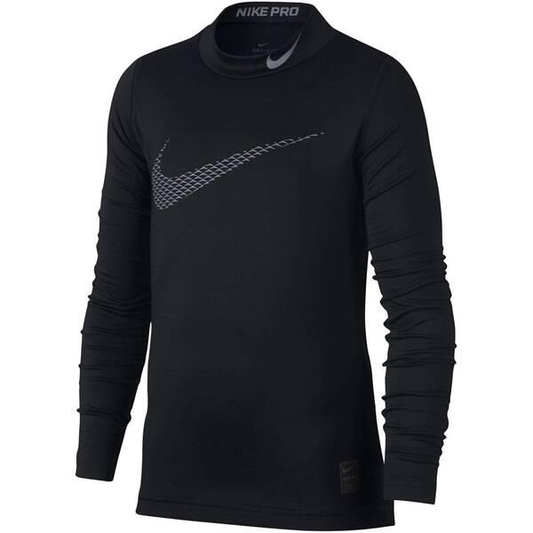 NIKE Boys Funktionsunterhemd /Trainingsshirt Pro Warm Top Langarm