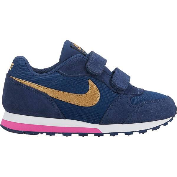 NIKE Mädchen Kleinkind Sneakers MD Runner 2