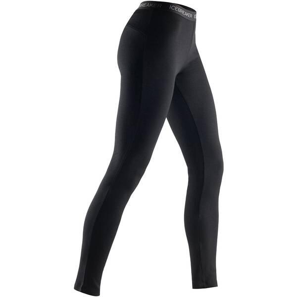 ICEBREAKER Merino Damen Funktionsunterhose / lange Unterhose Vertex Leggings