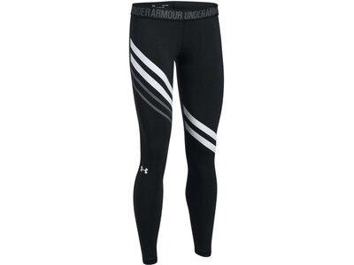 UNDER ARMOUR Damen Trainingstights / Fitnesshose Favorite Legging-Engineered Schwarz