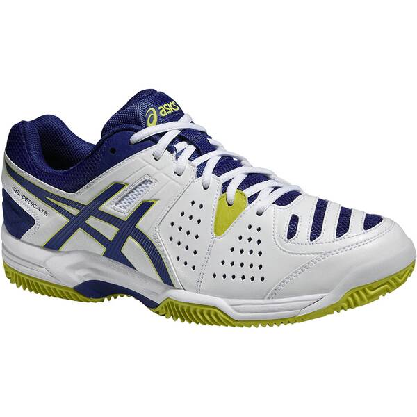 ASICS Herren Tennisschuhe Outdoor Gel Dedicate 4 Clay