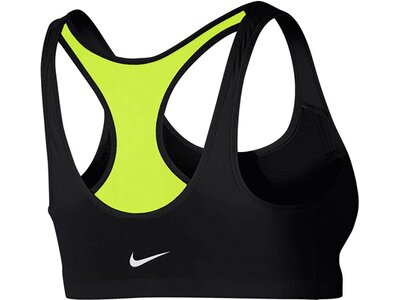 "NIKE Damen Sport-BH ""Shape Zip"" Schwarz"