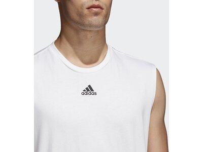 ADIDAS Herren Tanktop ID Jersey Weiß
