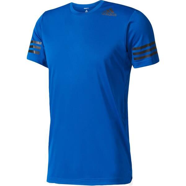 ADIDAS Herren Trainingsshirt FreeLift Tee Climacool Blau