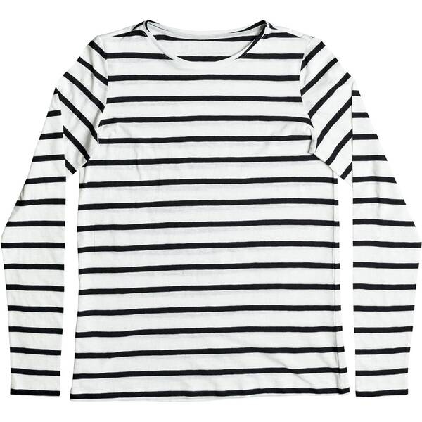 ROXY Damen Shirt Langarm Zarauz Beat Stripes