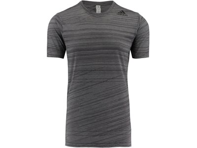 ADIDAS Herren Trainingsshirt Freelift Aeroknit Grau