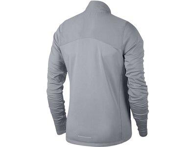 NIKE Herren Laufjacke Essential Running Jacket Grau