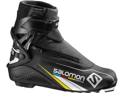SALOMON Langlaufschuh Equipe 8 Skate Prolink Schwarz