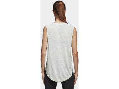 ADIDAS Damen Shirt ID Winners Muscle Grün