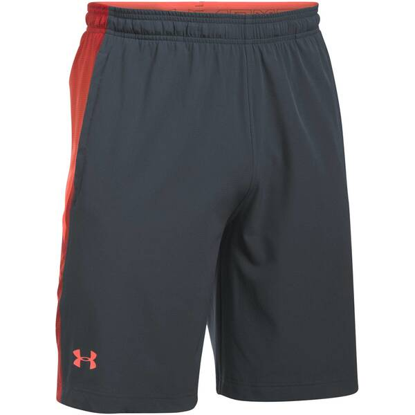 UNDER ARMOUR Herren Trainingsshorts UA SuperVent Grau
