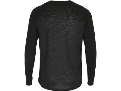 NEWLINE Herren Laufshirt Imotion LS Shirt Langarm Schwarz