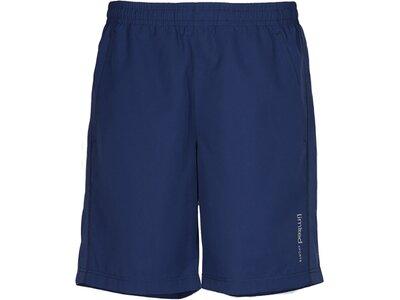 LIMITEDSPORTS Herren Tennis Short Boxer Mesh Blau