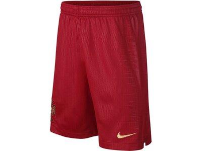 NIKE Replicas - Shorts - Nationalteams Portugal Short Home Kids WM 2018 Rot