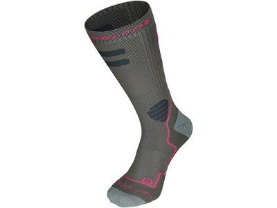 ROLLERBLADE Herren Inlineskates Socken High Performance Grau