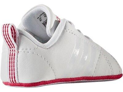 ADIDAS Kids Baby Sneakers Vs Advantage Crib Grau
