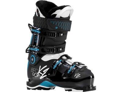 K2 Damen Skischuh BFC Walk 90 W 103 mm Schwarz