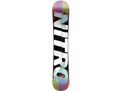 NITRO Herren Snowboard Good Times Bunt