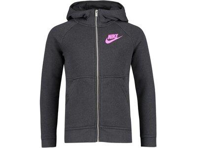 NIKE Kinder Sweatjacke Sportswear Modern Schwarz