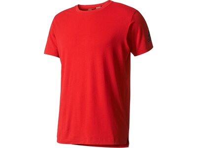 ADIDAS Herren Trainingsshirt FreeLift Tee Prime Rot