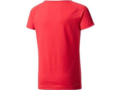 ADIDAS Kinder T-Shirt Prime Tee Rot