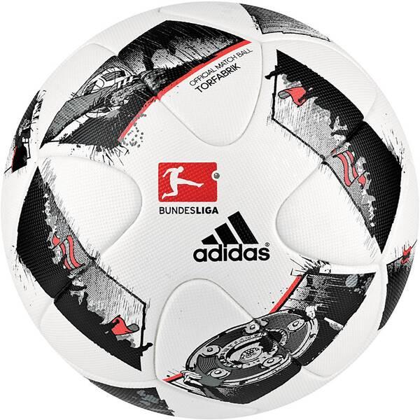 ADIDAS Herren Fußball Torfabrik Offizieller Spielball