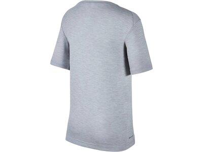 """NIKE Jungen T-Shirt """"Breathe Hxper GFX"""" Silber"""